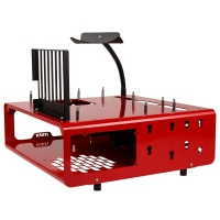 Excellent Dimastech Mini Bench Table Easy V1 0 Spicy Red Forskolin Free Trial Chair Design Images Forskolin Free Trialorg